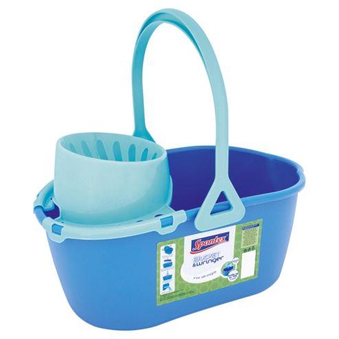 Spontex 10L Bucket & Wringer