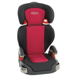 Graco Junior Maxi Group 2-3 Car Seat, Berry