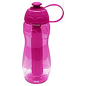 Waverunner Pink 600ml Water Bottle