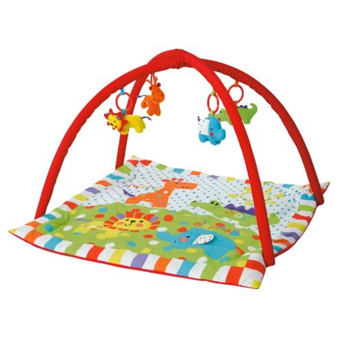 Red Kite Jungle Baby Activity Play Gym
