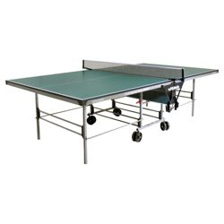 Butterfly Outdoor Home Rollaway Table Tennis Table - Green
