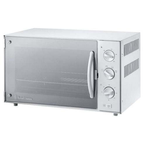 Russell 14552 Silver Hobbs Mini Oven