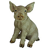 Real Life Piglet  Ornament