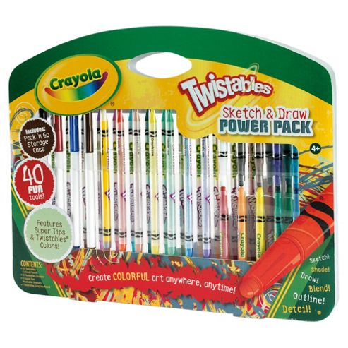 Crayola Twistables Bumper Pack