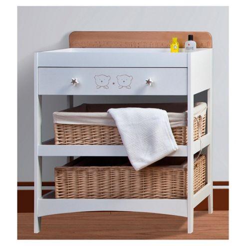 Tutti Bambini Bears Shelf Changer