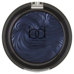 Barbara Daly Satin Swirl Eyes Navy Reflection 3g