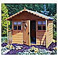 Finewood Cubby Playhouse 6x6 with Veranda
