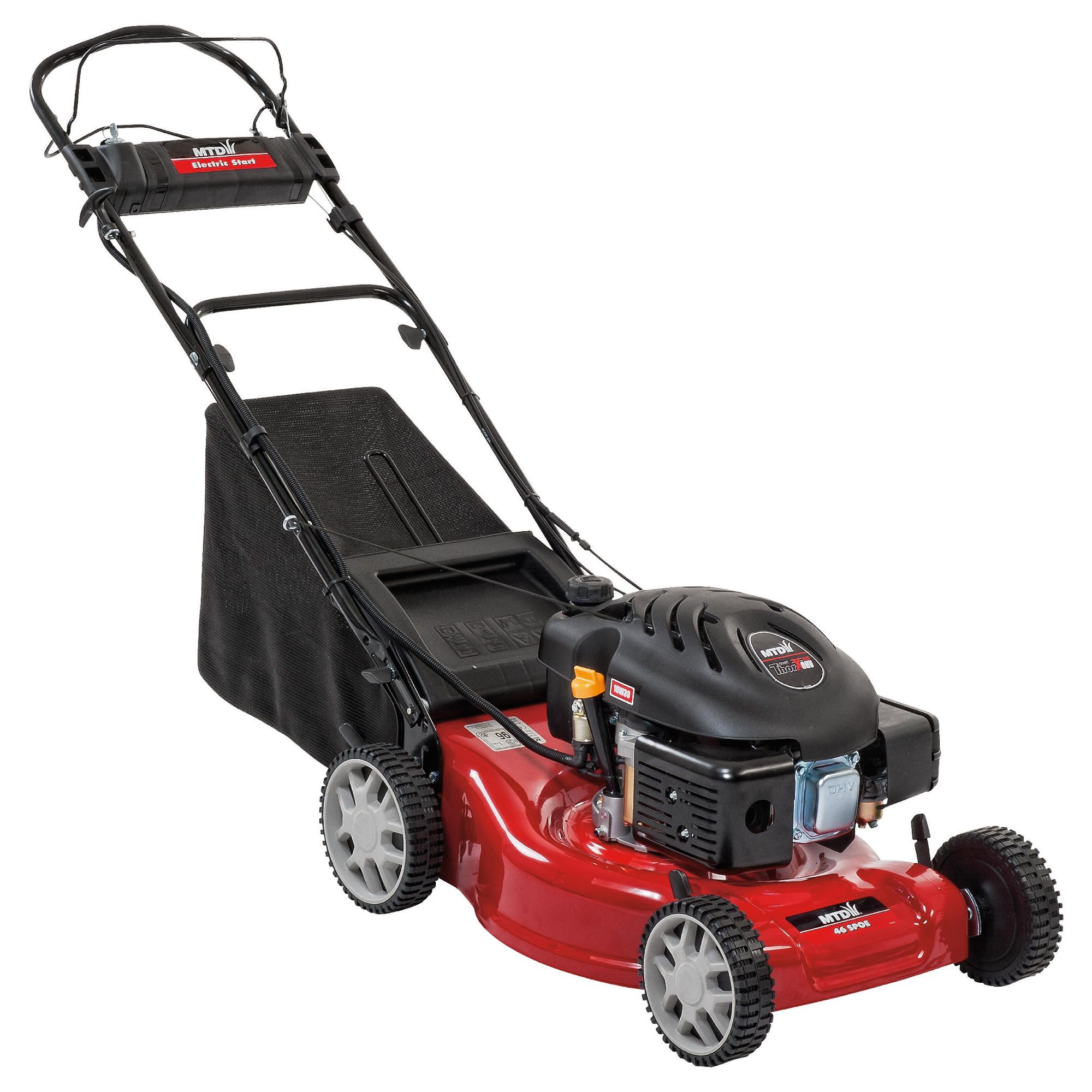 MTD 46cm Self Propelled Rotary Lawnmower 46SPOE at Tescos Direct