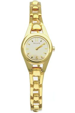 Accurist Ladies Dress Watch LB1127G
