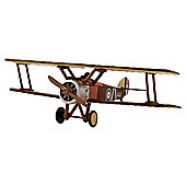 Corgi Toys Cs90558 Sopwith Camel - Wg Barker Fit The Box Die Cast Aircraft