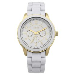 Oasis White Chrono Watch