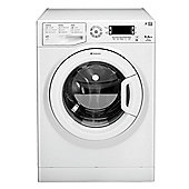 Hotpoint Ultima WMUD 962 P Washing Machine, 9kg Wash Load, 1600 RPM Spin, A++ Energy Rating. White