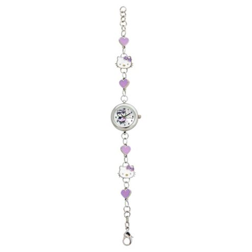 Hello Kitty Bracelet Strap Watch