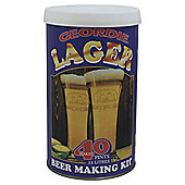 Geordie Larger Beer Kit, 40 Pints
