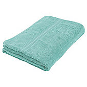 Tesco Hand Towel Aqua