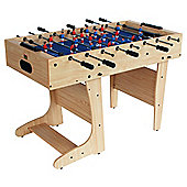 BCE Azteca 4 Vertical Folding Football Table