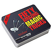 Marvin'S Magic Gift Tin Assortment - Marvins Magic Fifty Amazing Magic Tricks