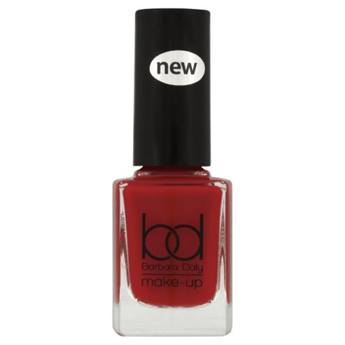Barbara Daly Nail Polish Scarlet 11ml
