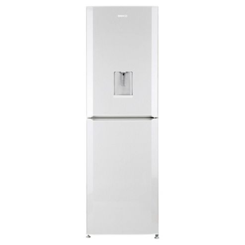Beko CFD6914W Fridge Freezer, Energy Rating A, Width 59.5cm. White