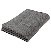 Tesco Hand Towel Grey