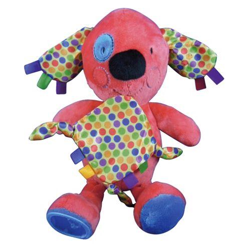 Minikins Activity Dog Baby Toy