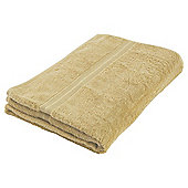 Tesco Bath Sheet Taupe