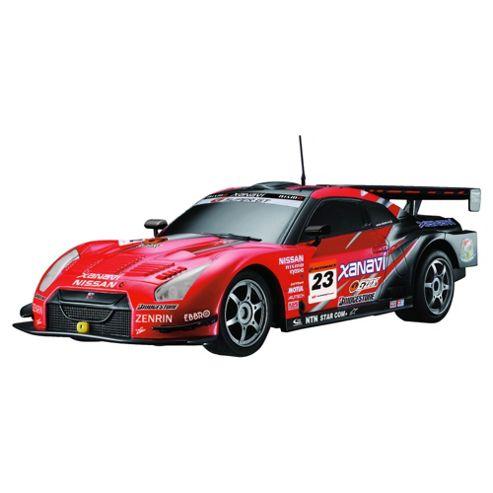 Auldey Nissan-GT-R Super GT 1:16 RC Toy Car