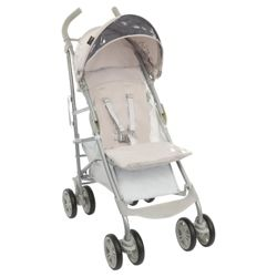 Graco Nimbly Pushchair And Raincover, Stone