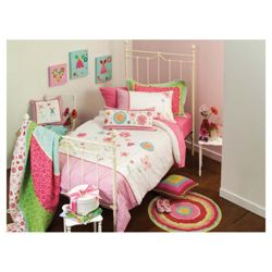 Hiccups Fairies Love Flowers Duvet Set Double