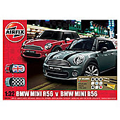 Hornby Airfix Bmw Mini