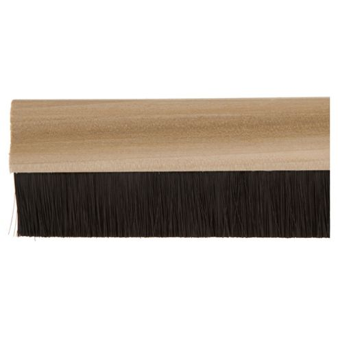Wooden Bottom Door Brush Seal