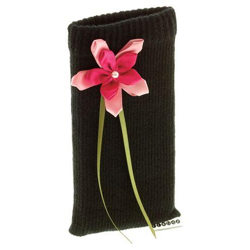 Trendz sock for iPod/iPhone, Black