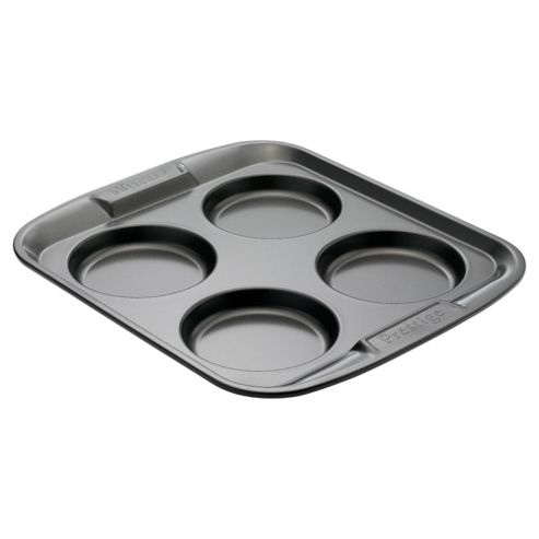 Prestige 4 Cup Non-stick Yorkshire Pudding Tray