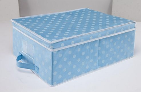 Pois Large Box - Blue