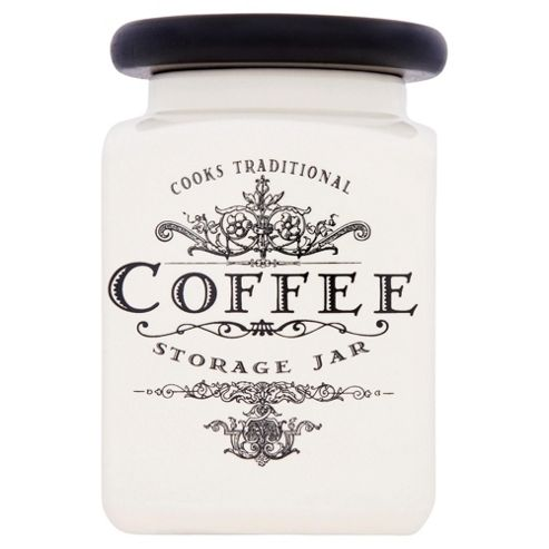 Tesco Cooks Traditional Coffee Canister