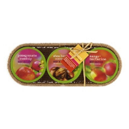 Tesco Extracts Body Butter Trio