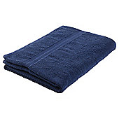 Tesco Hand Towel Navy