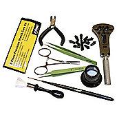Rolson 8 Piece Precision Watch Care Kit