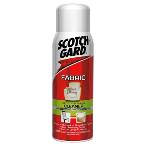 Scotch Gard fabric cleaner