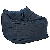 Kaikoo Chillout Chair, Dark Wash Denim