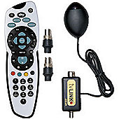 Sky Plus Remote Control and TV Link SKY156 Revision 9