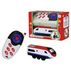 Carousel Remote Control Train