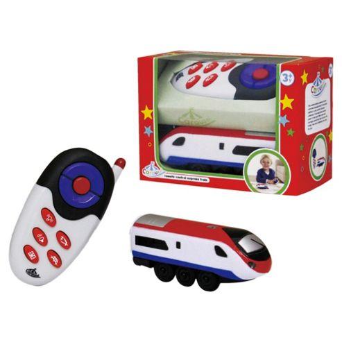 Carousel Remote Control Train