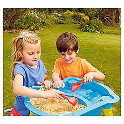 Tesco Sand & Water Playtable With 2 Accessories