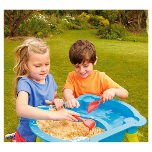 Tesco Sand & Water Play Table With 2 Accessories