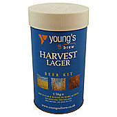 Youngs Harvest Lager 40pt