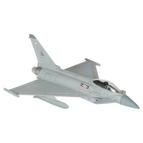 Corgi Toys Cs90599 Eurofighter Typhoon Fit The Box Die Cast Aircraft