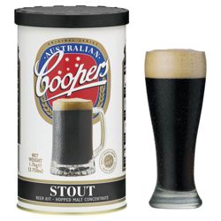 Coopers Stout DIY Beer Kit