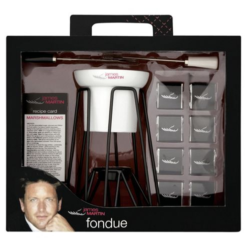 James Martin Chocolate Fondue Set