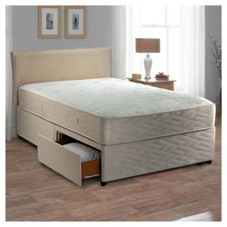 Myers Natural Sleep Ultra Double 2 Drawer Divan Bed